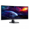 DELL Monitor S3422DWG 34'' Curved WQHD VA GAMING 144Hz, HDMI, DisplayPort, Height Adjustment, 3YearsW